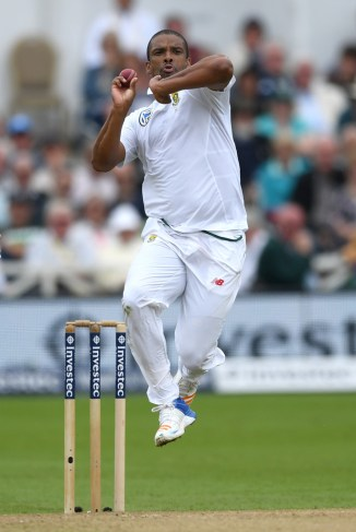 Vernon Philander South Africa Bangladesh cricket