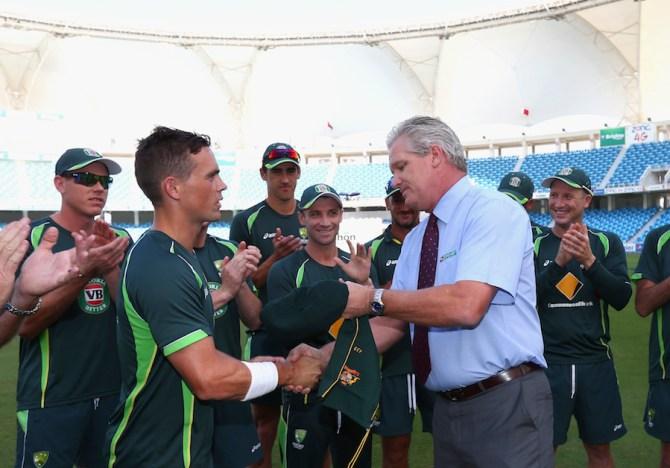 Dean Jones Afghanistan cricket