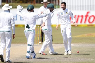Keshav Maharaj South Africa Bangladesh cricket
