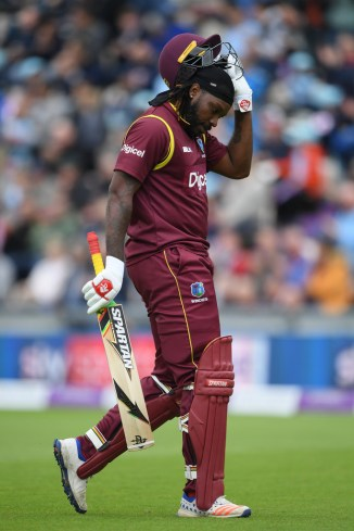 Chris Gayle expose Leanne Russell West Indies cricket