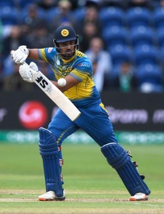 Danushka Gunathilaka Sri Lanka cricket