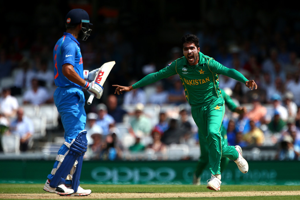 Mohammad Amir finally responds to Virat Kohli's comments, read on
