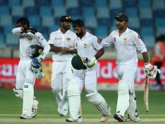 Asad Shafiq Sarfraz Ahmed Pakistan Sri Lanka cricket