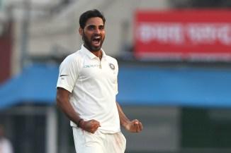 Bhuvneshwar Kumar India Sri Lanka cricket