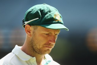 James Pattinson Australia back surgery cricket