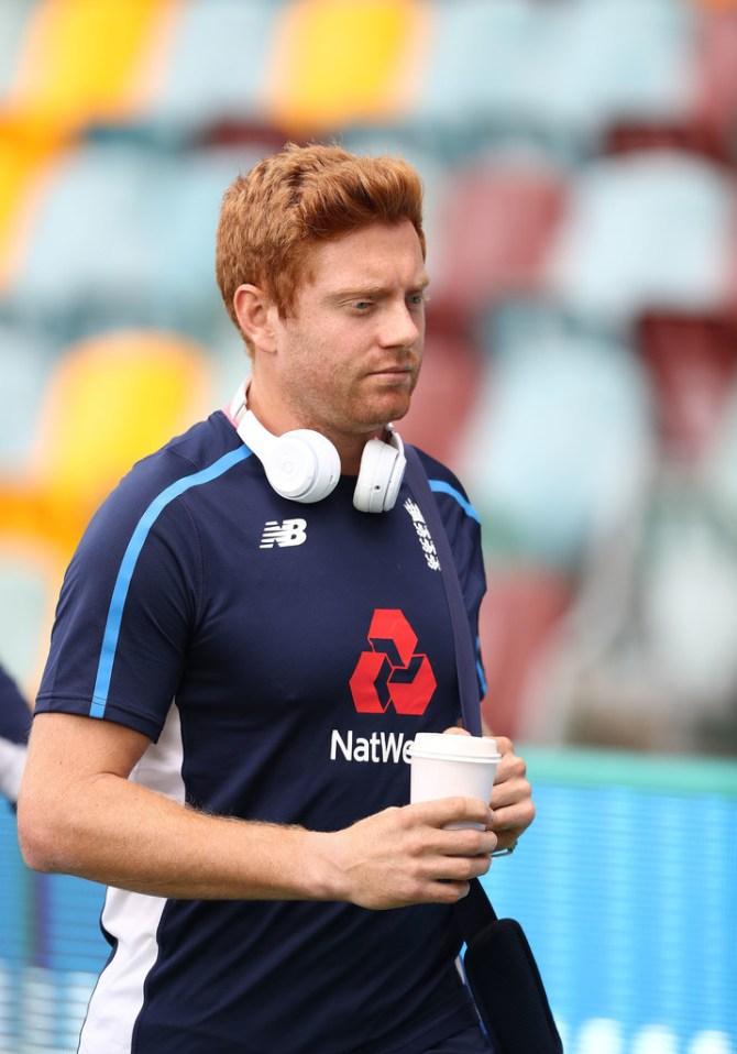 Jonny Bairstow Cameron Bancroft headbutt Ashes cricket