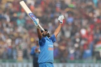 Rohit Sharma double century India Sri Lanka cricket