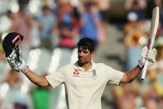 Alastair Cook century Australia England Ashes cricket
