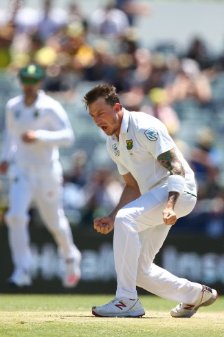 Dale Steyn South Africa India cricket
