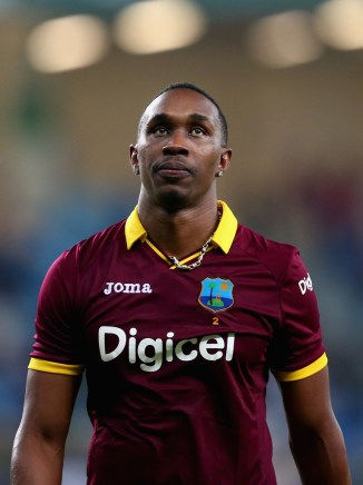 Dwayne Bravo West Indies cricket