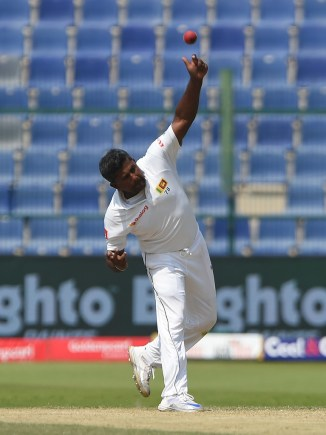 Rangana Herath back injury Sri Lanka India cricket