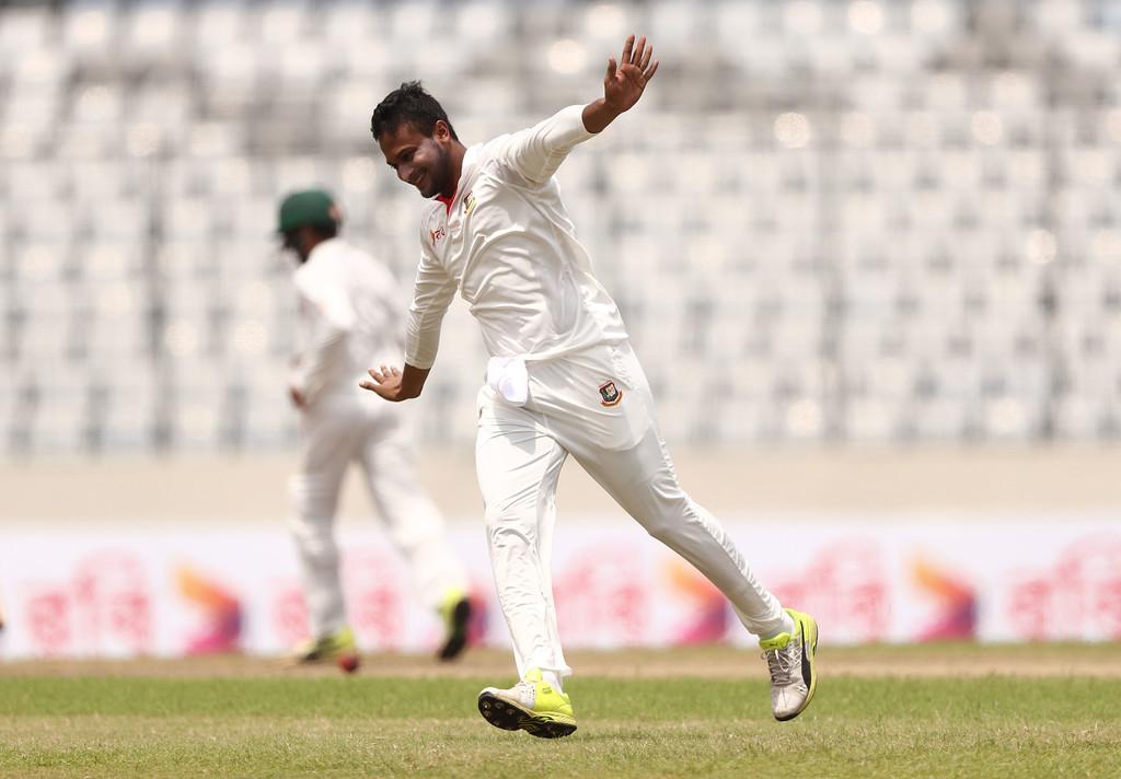 Al Hasan replaces Rahim as Bangladesh test captain
