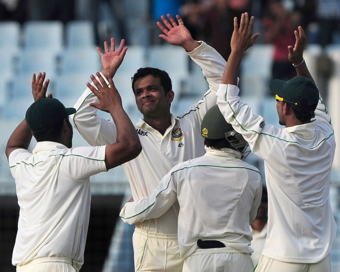 Abdur Razzak recalled Bangladesh Sri Lanka 1st Test Chittagong cricket