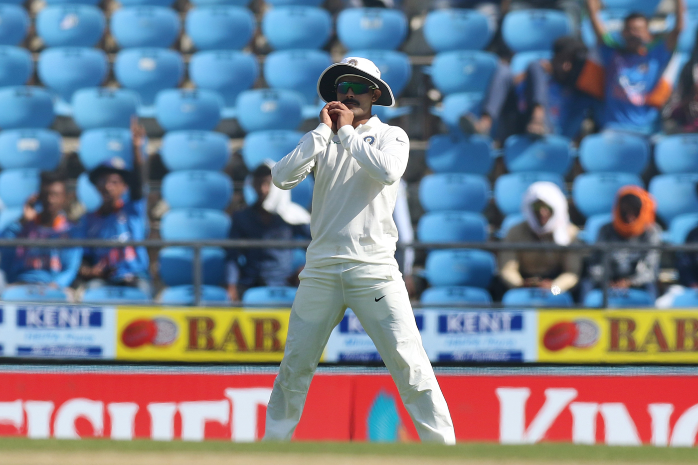 Cape Town Test: Jadeja down with flu, Dhawan declared fit