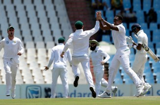 Lungi Ngidi six wickets South Africa India 135 run win Centurion 2nd Test Day 5 cricket