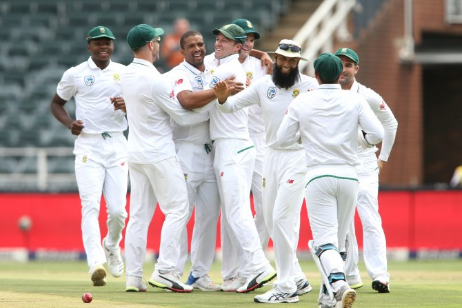 South Africa upper hand India bowled out 187 3rd Test 1st Day Johannesburg cricket