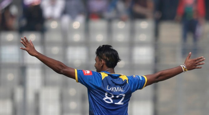 Sri Lanka Bangladesh 10 wickets qualify final ODI tri-series cricket