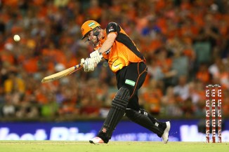 Ashton Turner 70 Perth Scorchers Melbourne Renegades BBL cricket