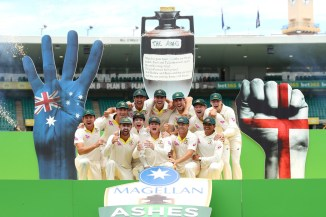 Australia win Ashes 4-0 England cricket