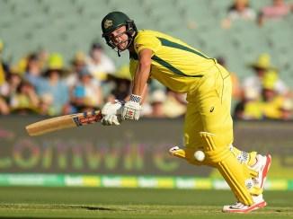 Cameron White future international career Australia England ODI series cricket