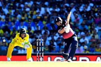 Chris Woakes 5-0 whitewash Australia England ODI series cricket