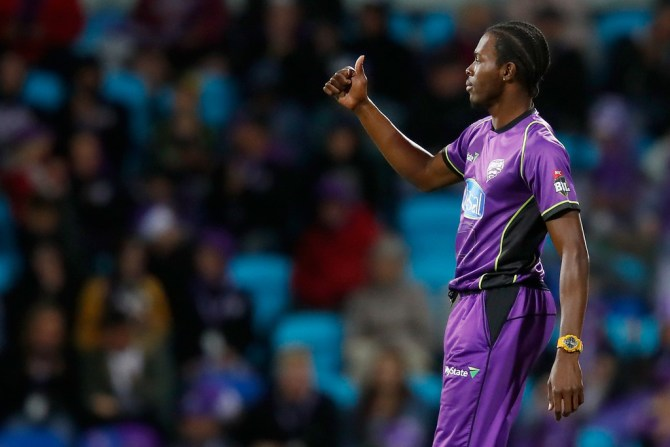 Jofra Archer two-year deal Hobart Hurricanes BBL cricket