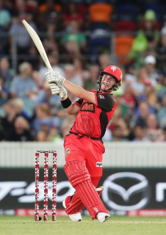 Marcus Harris 64 Kane Richardson four wickets Melbourne Renegades Sydney Thunder BBL cricket