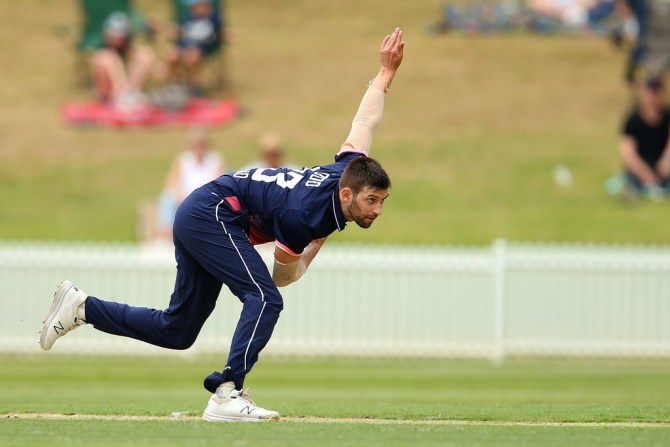 Mark Wood X-factor bowler England Australia cricket