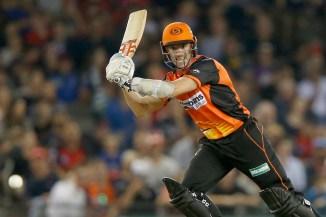 Michael Klinger 83 Perth Scorchers Sydney Sixers BBL cricket