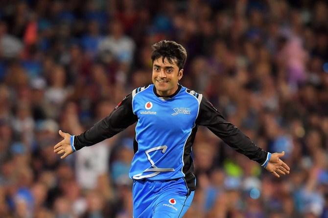 Rashid Khan Sunrisers Hyderabad IPL auction Adelaide Strikers BBL cricket