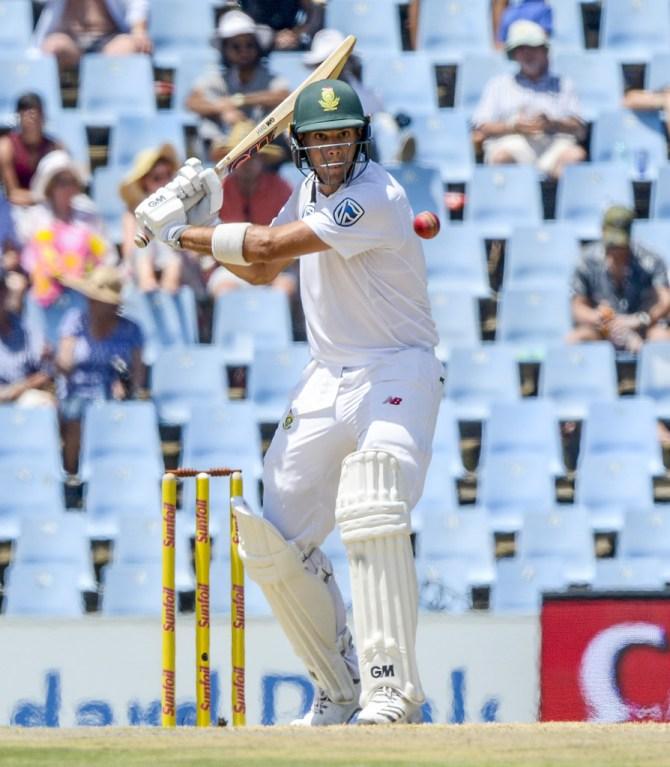 Aiden Markram 94 South Africa India cricket