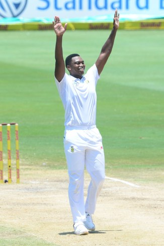 Lungi Ngidi thankful support six wickets debut South Africa India 2nd Test Centurion cricket