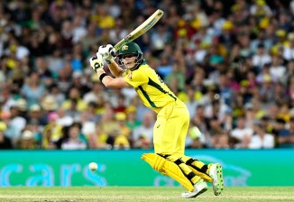 Steve Smith fined 40 percent match fee slow over-rate Australia England 3rd ODI Sydney cricket