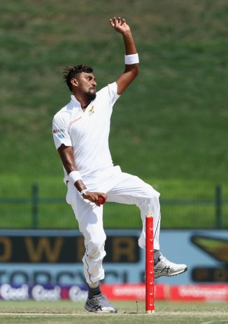 Suranga Lakmal vice-captain Sri Lanka Bangladesh Test series cricket