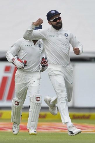 Sourav Ganguly Virat Kohli captaincy South Africa India Test series cricket