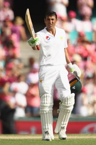 Younis Khan Sarfraz Ahmed Pakistan New Zealand cricket