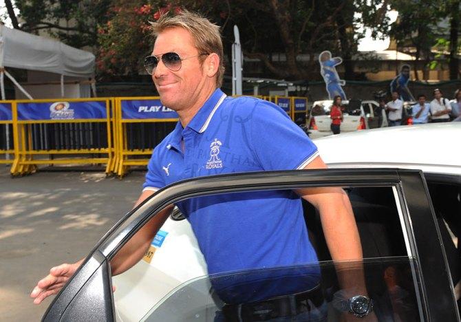 Shane Warne mentor Rajasthan Royals Indian Premier League IPL cricket