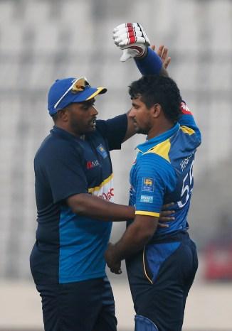 Kusal Perera miss T20 series Bangladesh side strain Sri Lanka cricket