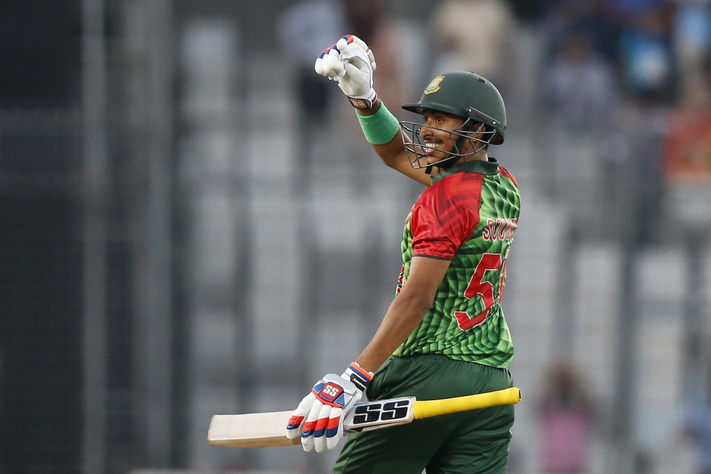 Soumya Sarkar 51 Bangladesh Sri lanka 1st T20 Dhaka cricket