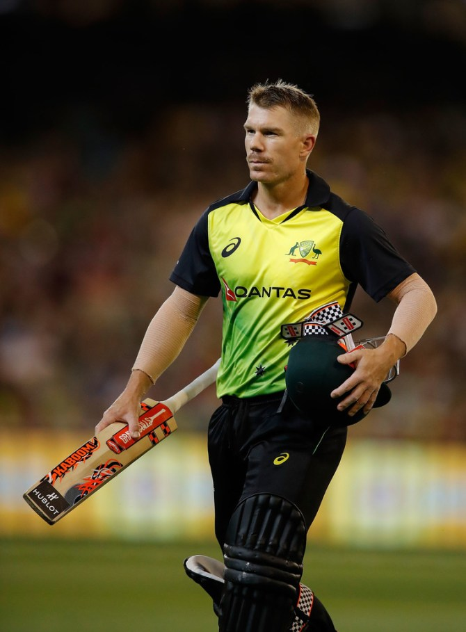 David Warner Steve Smith T20 captain Australia cricket