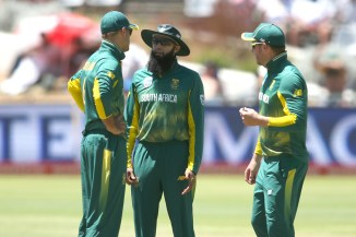 Hashim Amla Aiden Markram captain South Africa India ODI series cricket