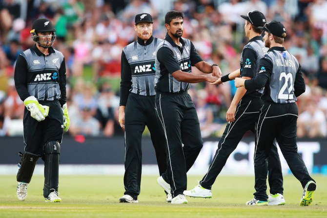 Ish Sodhi called up New Zealand England ODI series cricket