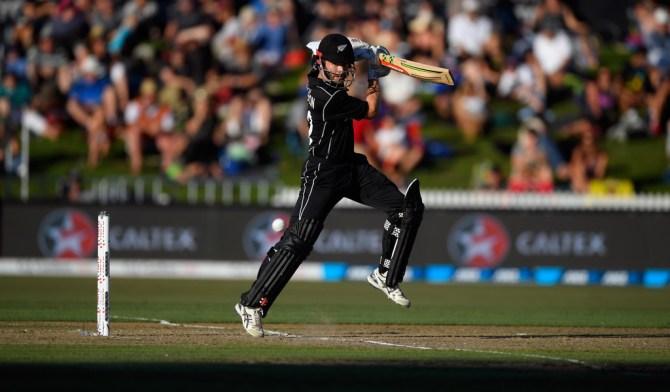 Kane Williamson hamstring injury doubtful 2nd ODI England Mount Maunganui cricket