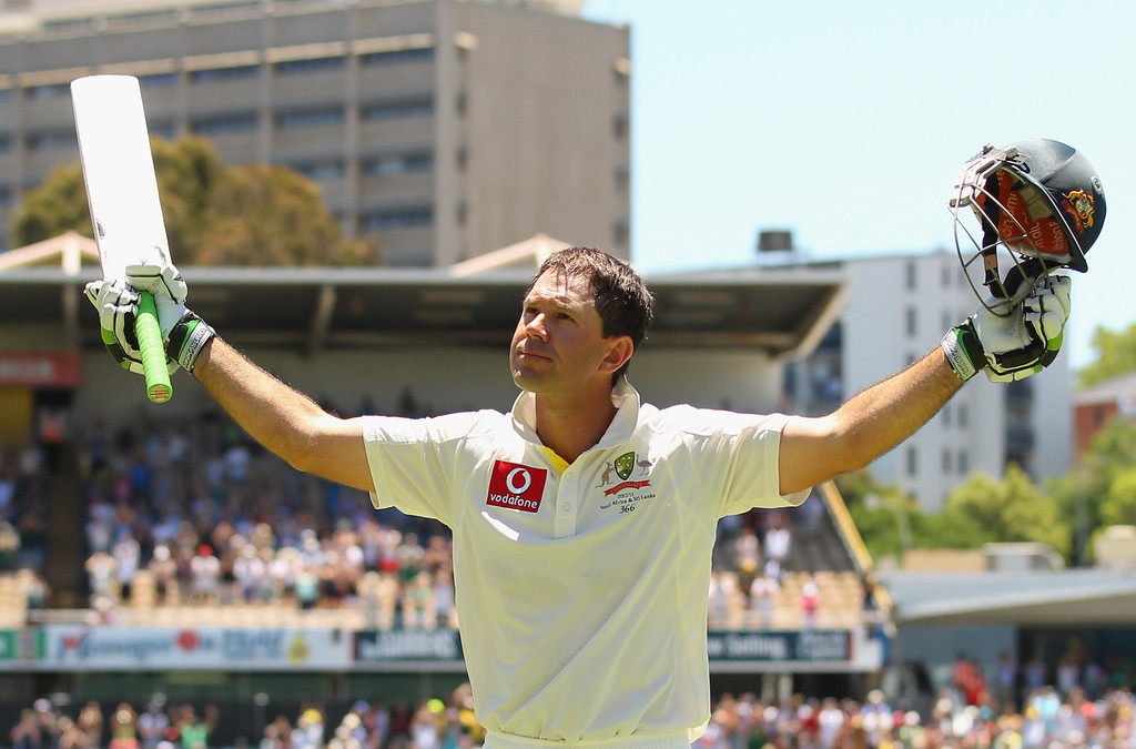 Ponting to be inducted into Australian Cricket Hall of Fame