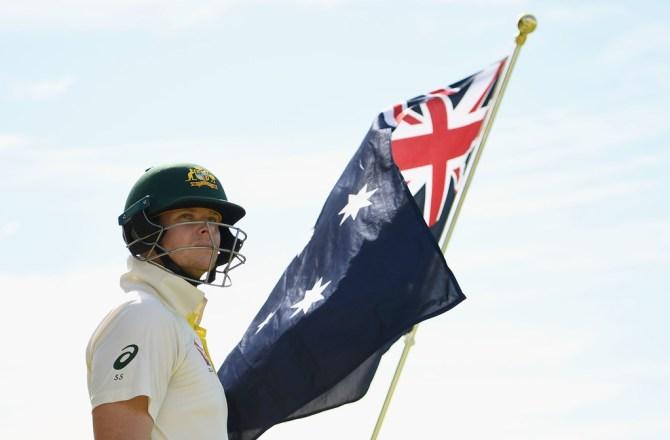 Steve Smith Australia South Africa Test series cricket