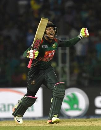 Mushfiqur Rahim 72 not out Sri Lanka Bangladesh 3rd Match Nidahas Trophy Colombo cricket