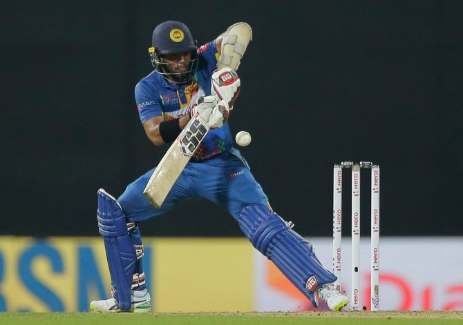 Kusal Mendis 55 Sri Lanka India Nidahas Trophy Colombo cricket