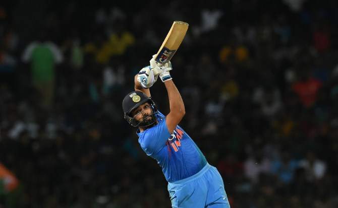 Rohit Sharma 56 India Bangladesh Nidahas Trophy final cricket
