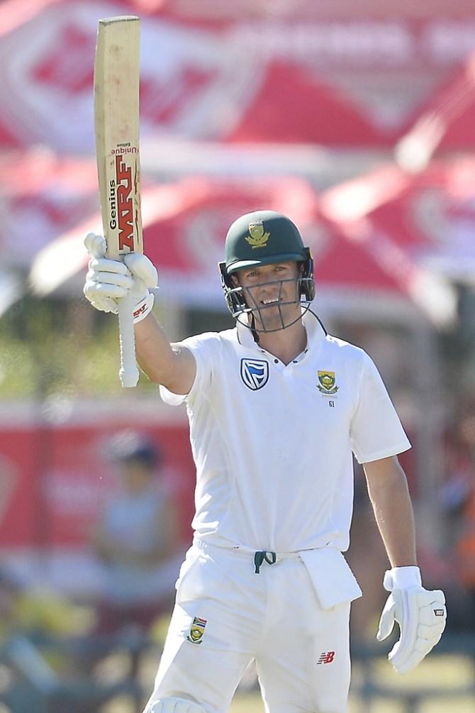 AB de Villiers 64 South Africa Australia 3rd Test Day 1 Cape Town cricket