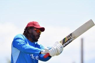 Chris Gayle inspired Delroy Morgan West Indies cricket